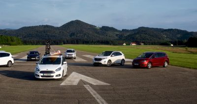 Test Ford S-Max ST Line – družinski »all-inclusive«
