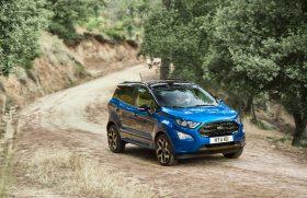 Predstavitev: nov SUV Ford EcoSport
