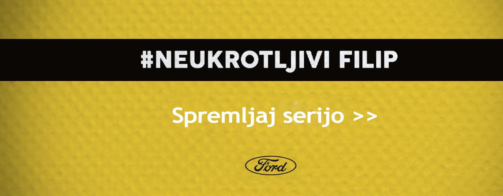 #Neukrotljivi: prvi gost Filipa Flisarja je komik Aleš Novak