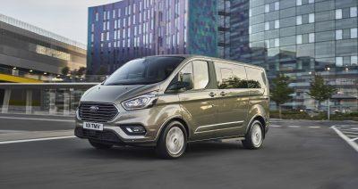 Ford št. 1 v prodaji lahkih gospodarskih vozil v Evropi