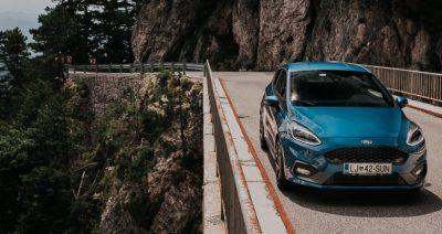 Jan Macerol z mamo: Ford Fiesta ST, legenda med avtomobili