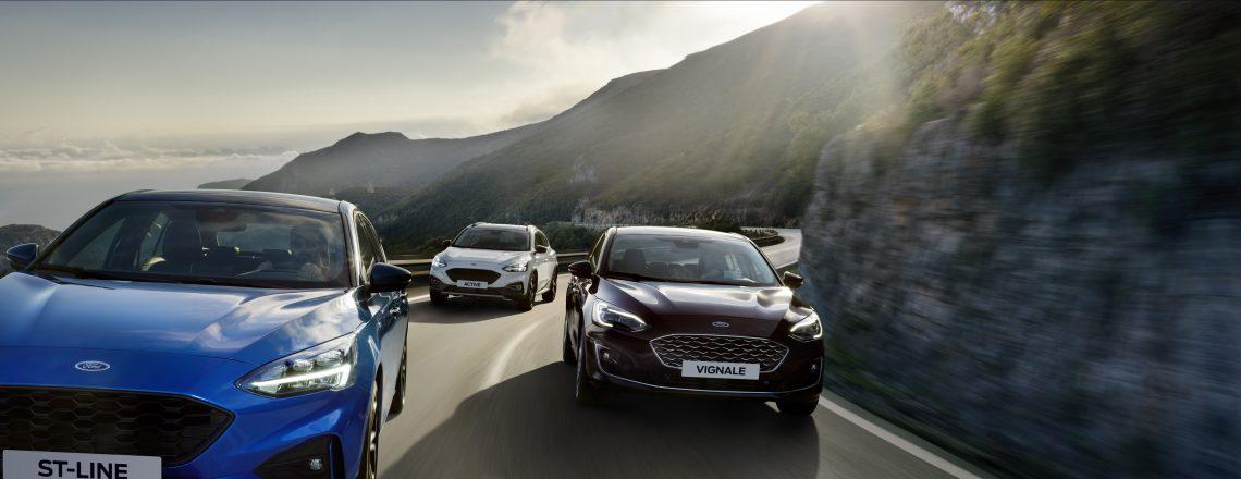 Ford predstavlja povsem novega Focusa