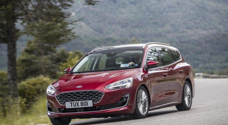 Novi Ford Focus: zdaj najboljši v 'golfovem' razredu?