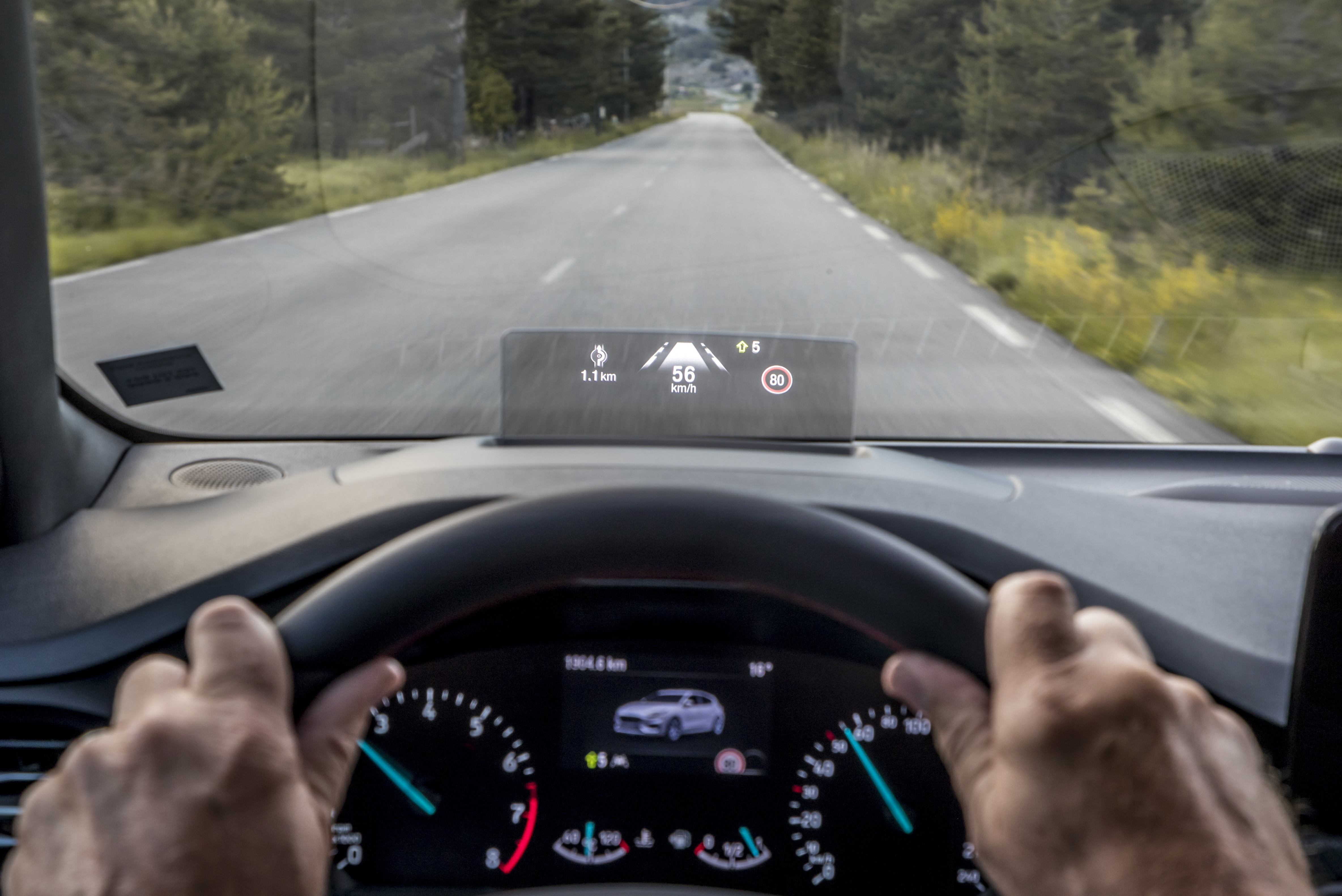 Popolnoma novi Ford Focus, povsem novi standardi vožnje