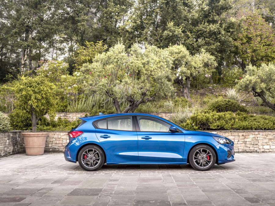 Popolnoma novi Ford Focus