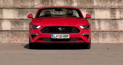 Mustanga ni treba videti, da vam pospeši srčni utrip