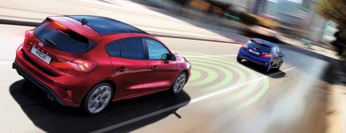 Pohvale Euro NCAP povsem novemu Fordu Focusu