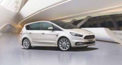 Ford S-Max ST Line – družinski »all-inclusive«