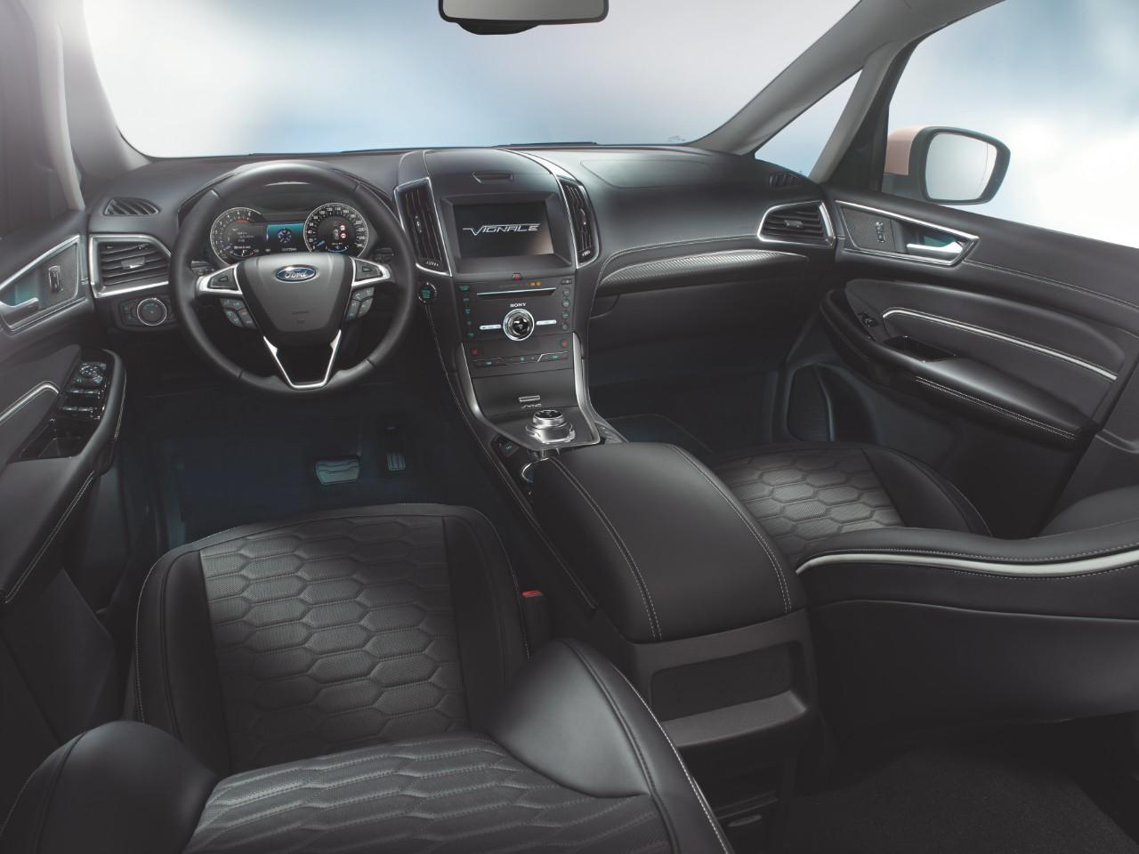 Napoved: Prihajata izboljšana Ford S-Max in Ford Galaxy