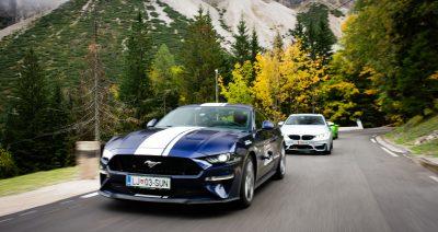 Ford je postavil nov svetovni rekord z najdaljšo povorko Mustangov