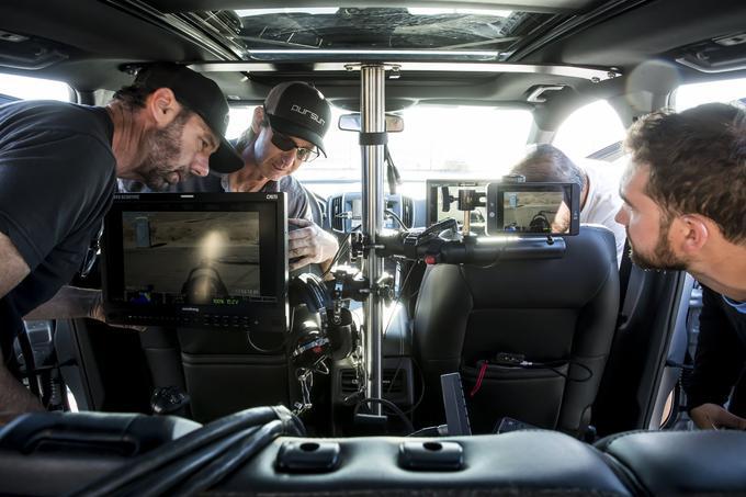 To je najbolj napreden snemalni stroj na svetu