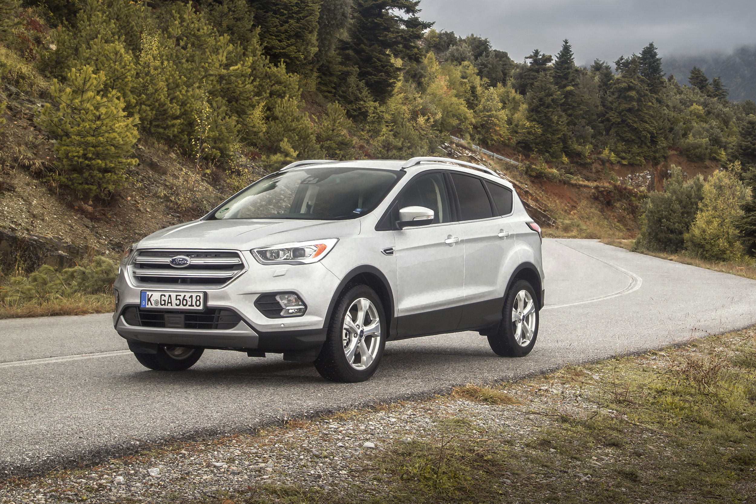Nov prodajni rekord Fordovih športnih terencev