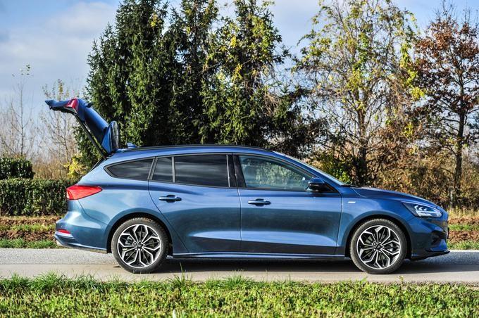 Test karavanske izvedenke novega Forda Focusa