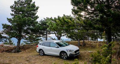 Mešanček – Kratek test Forda Focusa Active