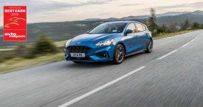 Primerjalni test: Ford Focus zmagovalec