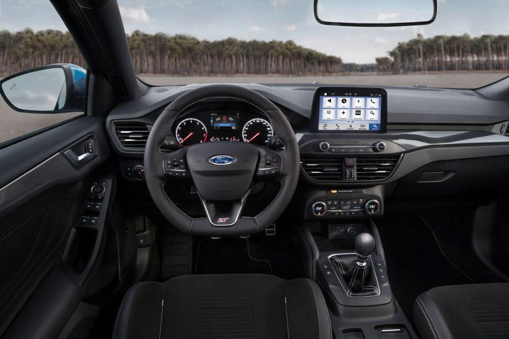 Tega Forda smo čakali – Focus ST