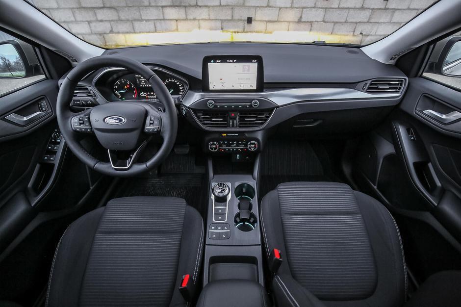 Test verjetno najboljšega ljudskega karavana ta hip, Ford Focusa