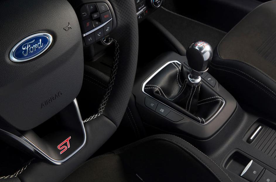 Novi Ford Focus ST ima pridih RS-a in Mustanga