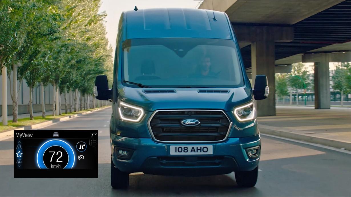Ford EcoGuide pomaga zmanjšati stroške za gorivo
