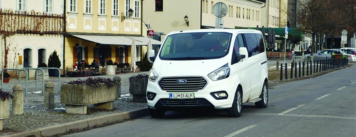 Idealen za izlete – Ford Tourneo Custom
