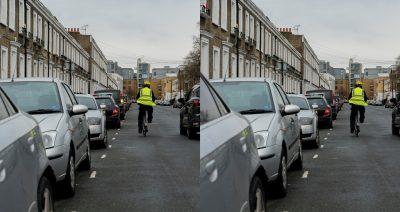 Z VR izkušnjo imajo Fordovi vozniki več čuta za kolesarje