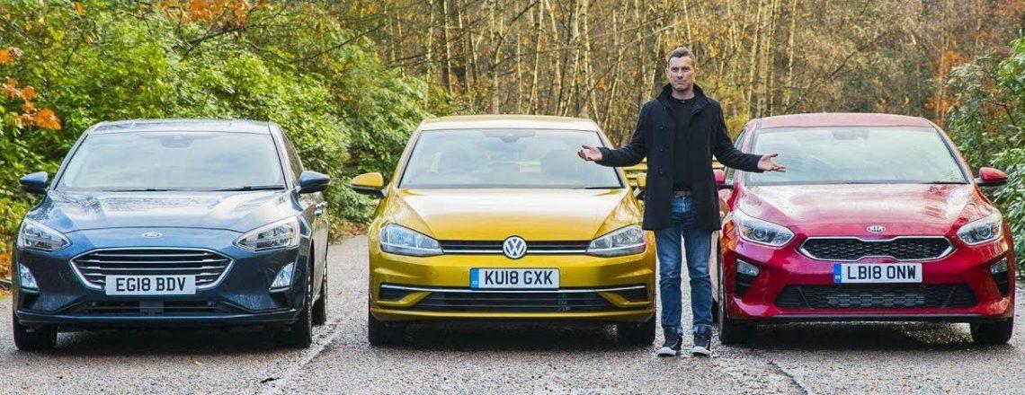 Primerjalni test malih družinskih avtomobilov