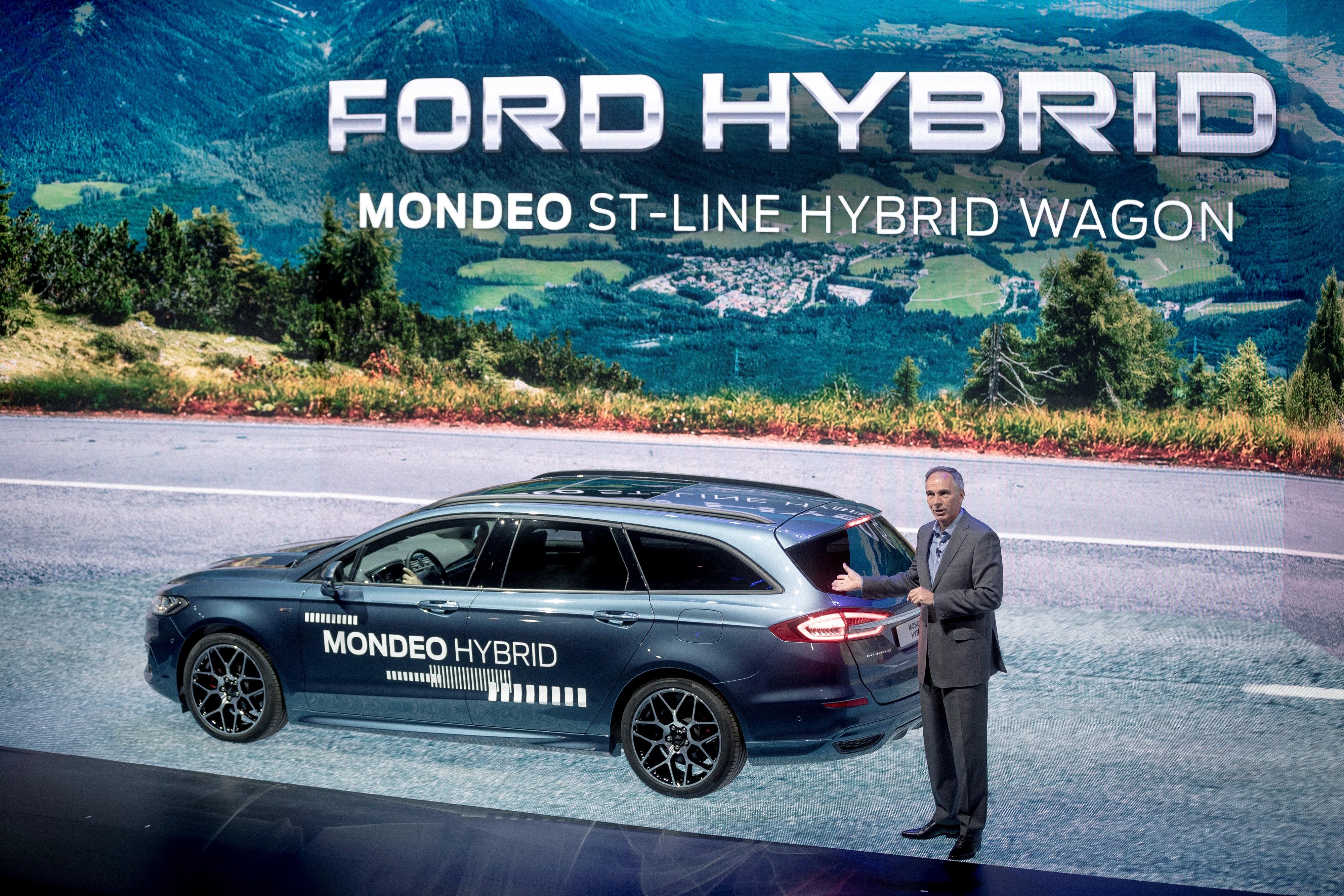 Fordova elektrifikacija prihodnosti