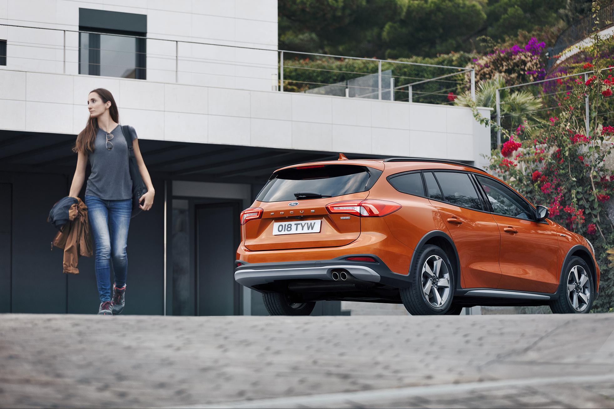 Novi Ford Focus: Odločen biti najboljši