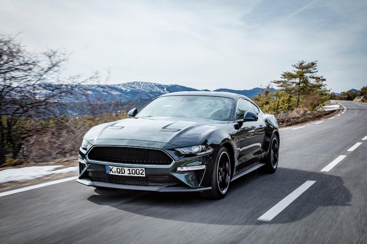 Mustang znova najbolje prodajani športni kupe na svetu