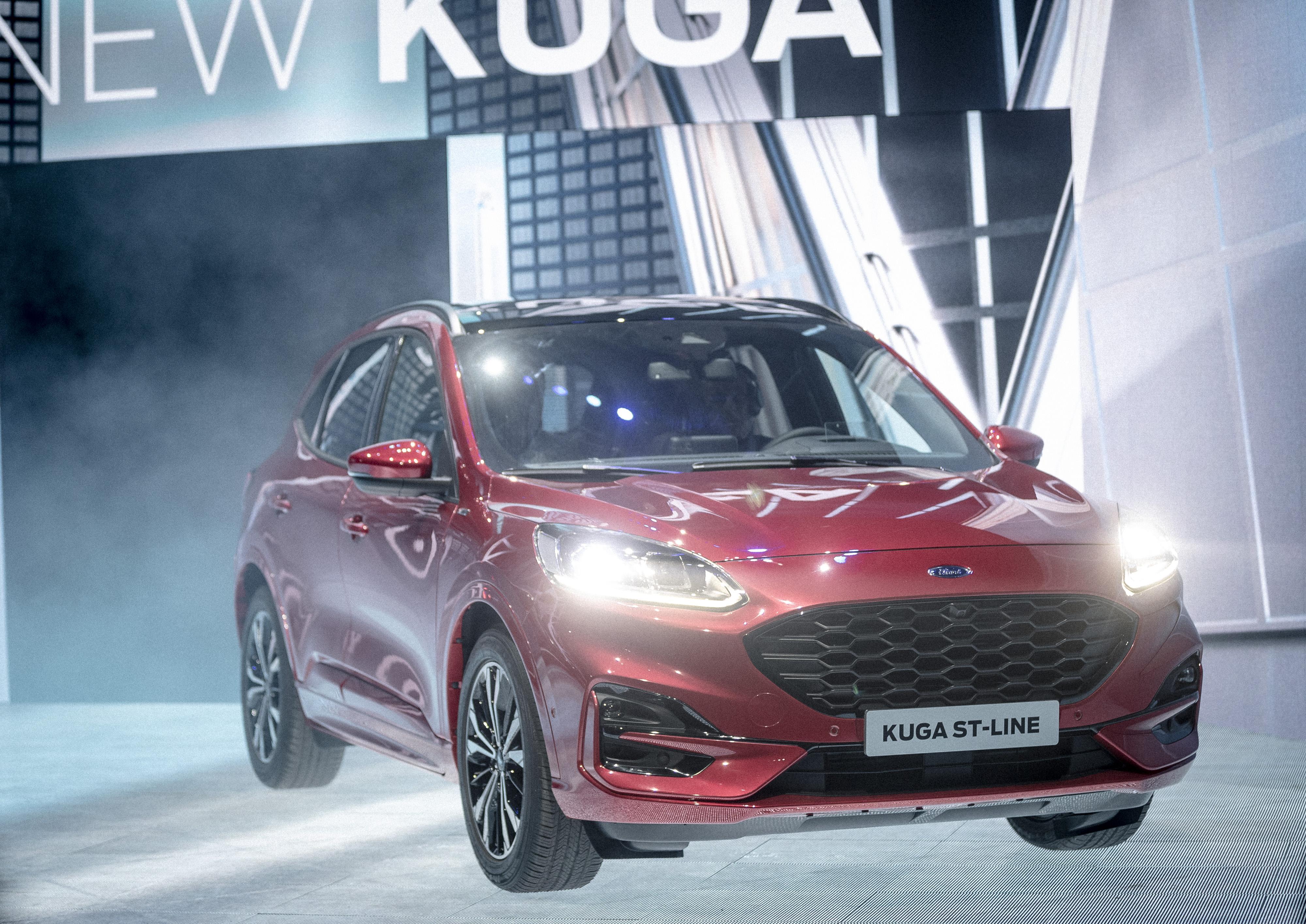 Ford je predstavil paleto novih elektrificiranih vozil