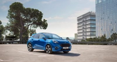 Zmaga Ford Pume v izboru 'What Car?' za 2020