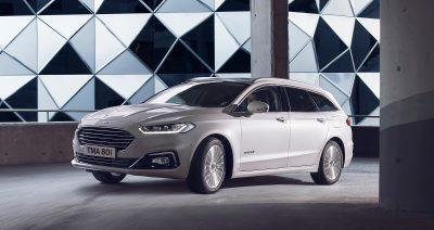 Ford Mondeo Hybrid izpolnjuje želje uporabnikov