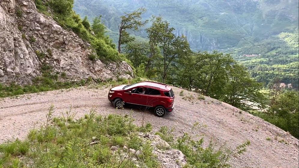 SUV te odpelje na vikend avanturo