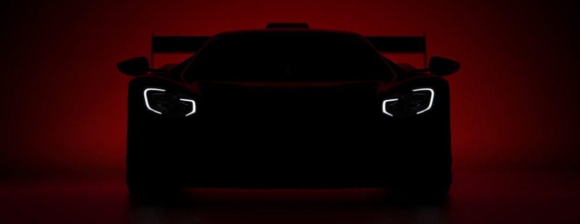 Prihaja posebna različica superšportnika Forda GT