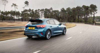 Top Gear je Ford Focusu ST podelil krono