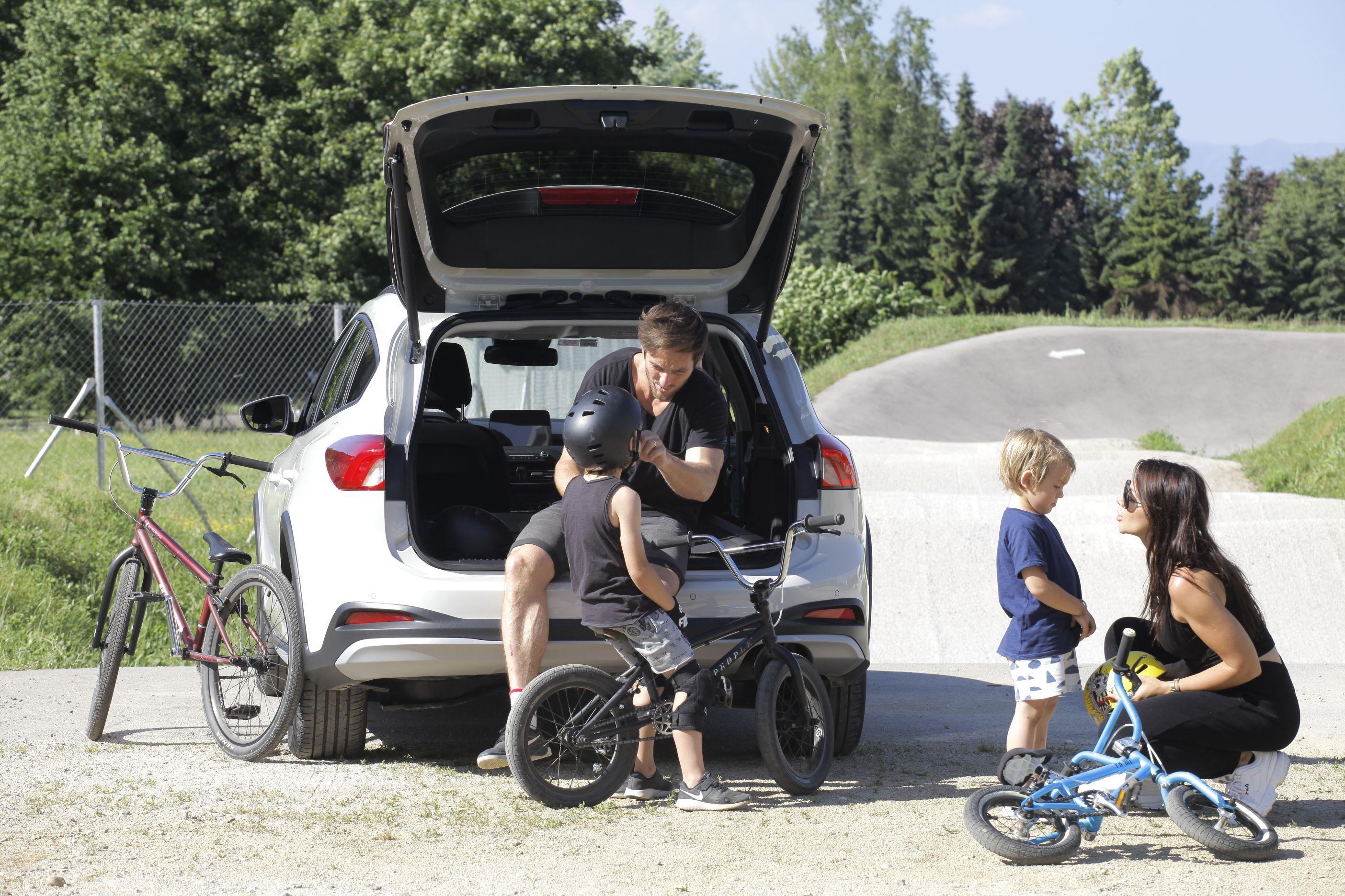 Fiesta in Focus Active, S-max: Dinamičen avto za dinamične družine