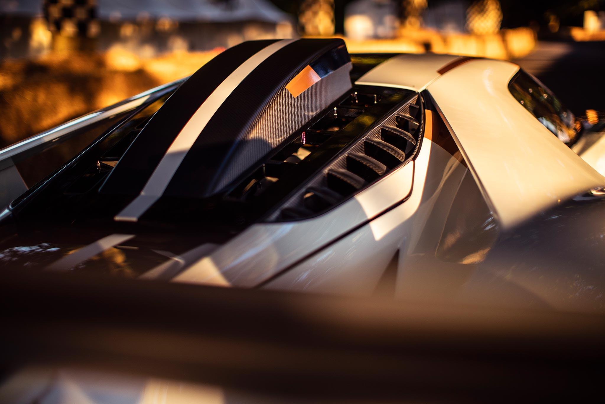 Predstavljamo Ford GT Mk II