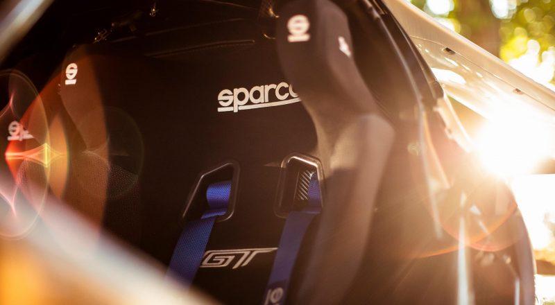 To je novi Ford GT