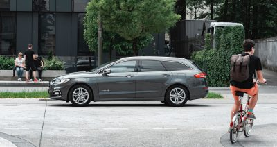 Nagrajenec s teka Business Run o Mondeu Hybrid
