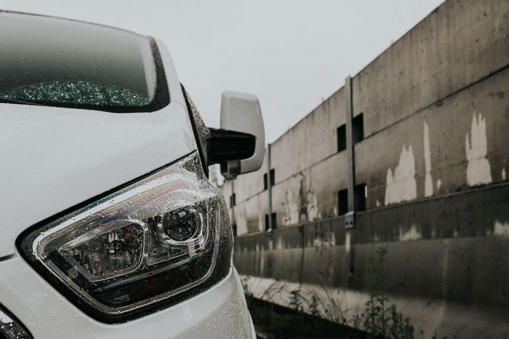 Ford Tourneo Custom na Cars & Cofee Slovenia