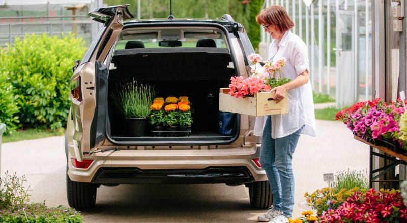Vrtičkanje s Fordom EcoSportom