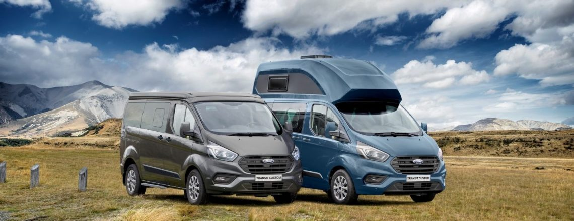 Ford predstavlja novi konceptni bivalnik Big Nugget
