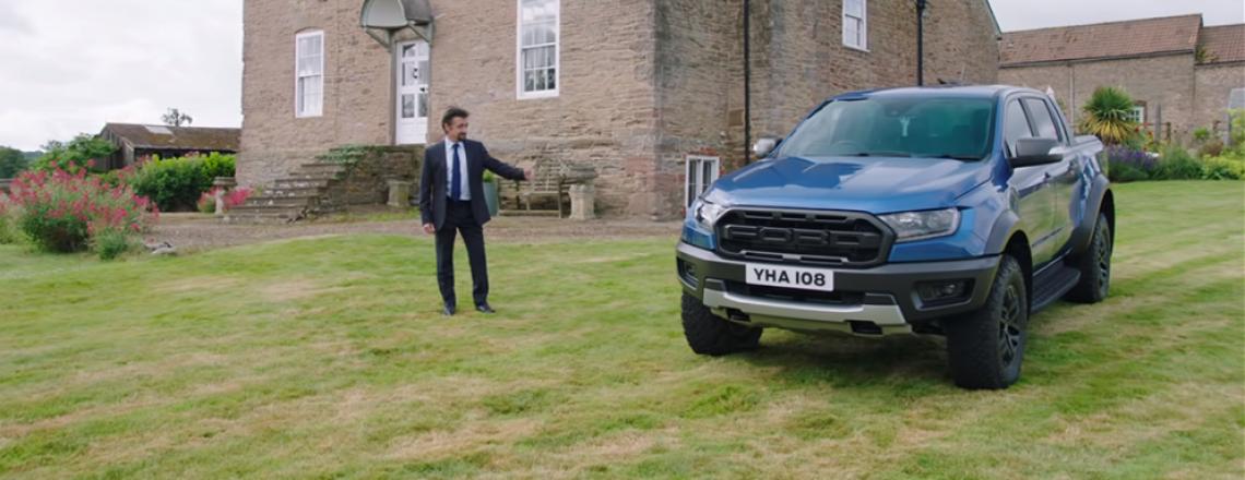 Ustrezen odgovor na krizo srednjih let? Ford Ranger Raptor