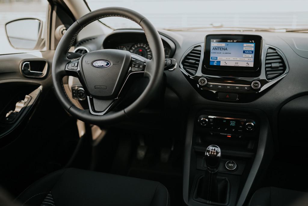 Prenovljeni Ford Ka+