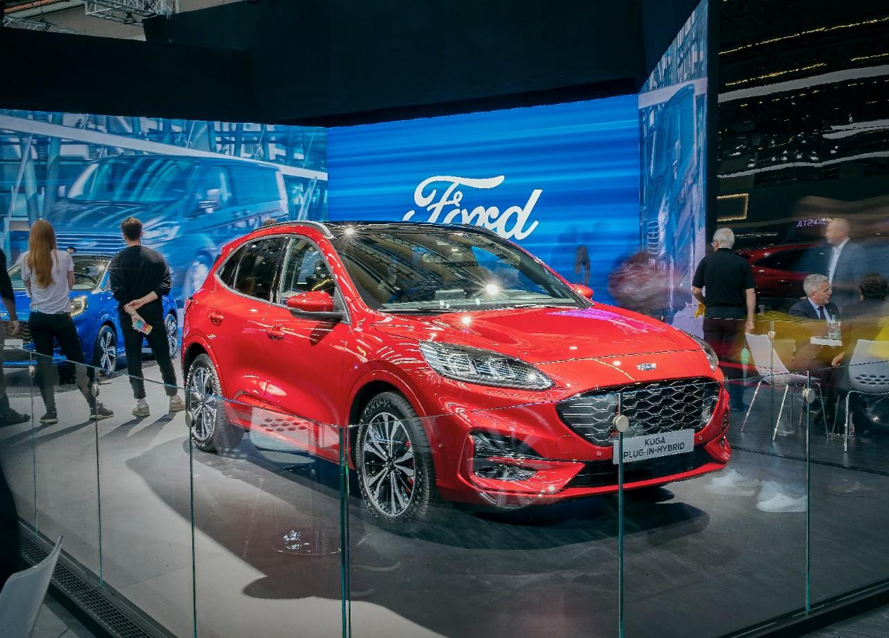 Ford Kuga Hibrid