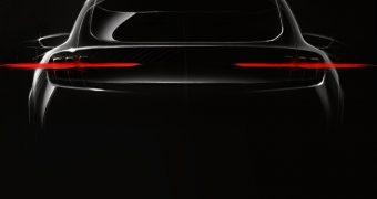 Ford Električni Mustang