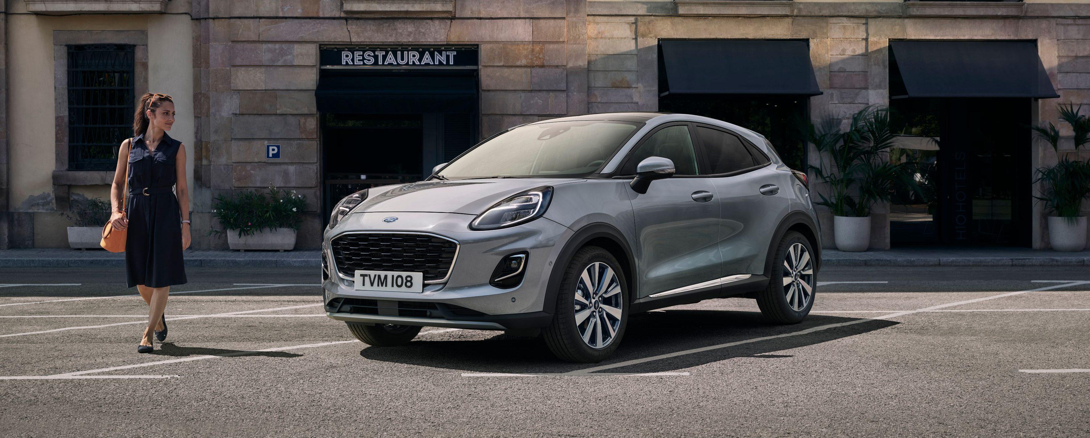 Fordova nova paleta elektrificiranih vozil do leta 2022