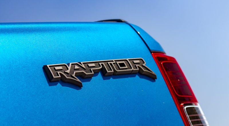 Ranger Raptor premaga vse terenske ovire in navdušuje