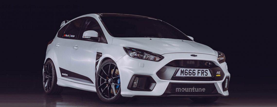 Mountune je v Forda Focusa RS vpregel kar 520 KM