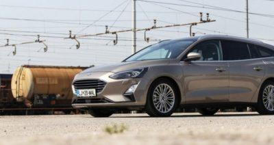 Prva vožnja: Srečneža za volanom super športnika Forda GT
